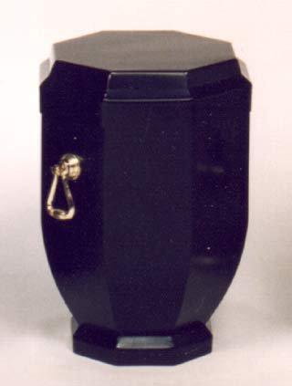 Urna Anticoro černá